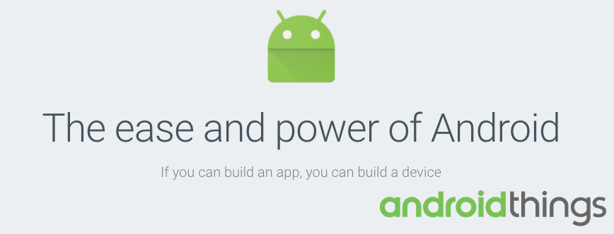 What really is Android Things?